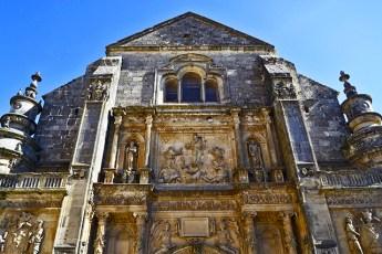 Una de las obras mas cargadas del Renacimiento labradas por el escultor frances Esteban Jamete