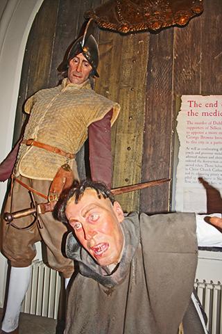Vikingos cera Dublinia