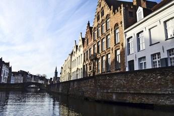 Canales casas Brujas Bélgica