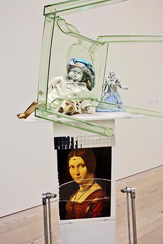 Retrospectiva Código Da Vinci Saatchi Gallery Londres
