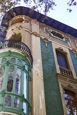 Casa modernitas fachada Albereda Xàtiva