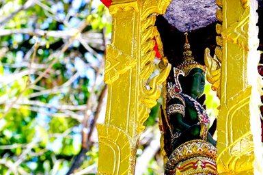 Buda jaspe esmeralda Lampang