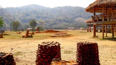 Instalaciones complejo Santuario Elephant Nature Park Chiang Mai