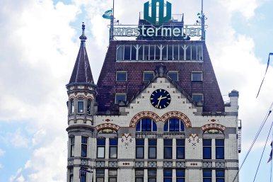 Witte Huis modernismo puerto Rotterdam