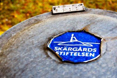 Letra sueco barril isla Grinda