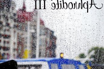 Cristales lluvia tormenta barco Stromma archipiélago Estocolmo