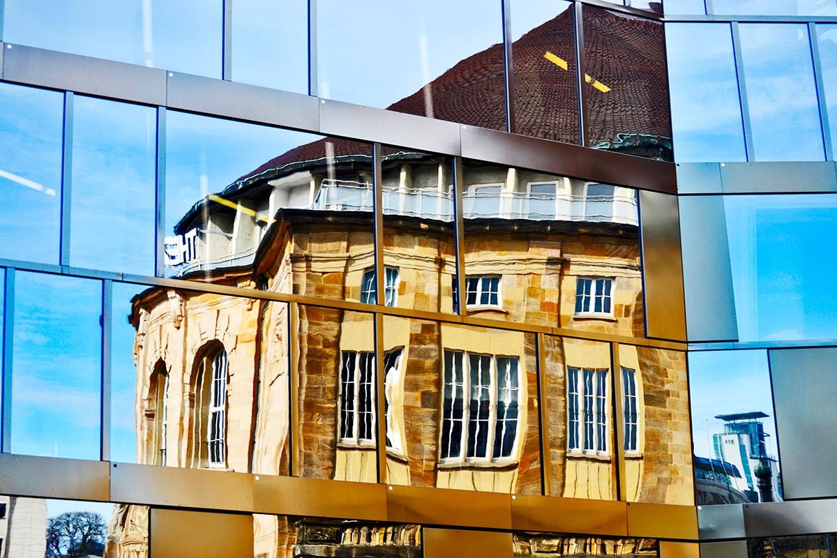 Reflejos Teatro Friburgo de Brisgovia Alemania