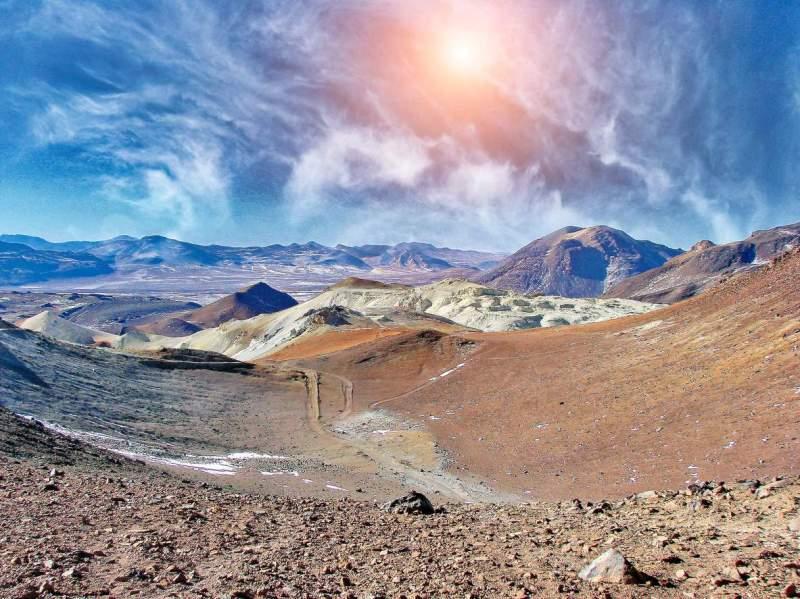 Datos fascinantes que quizás no sabías sobre el Desierto de Atacama