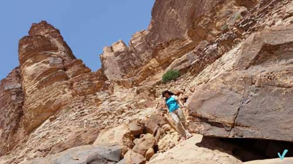 Manantial Lawrence de Arabia