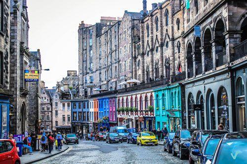 Imprescindibles de Edimburgo