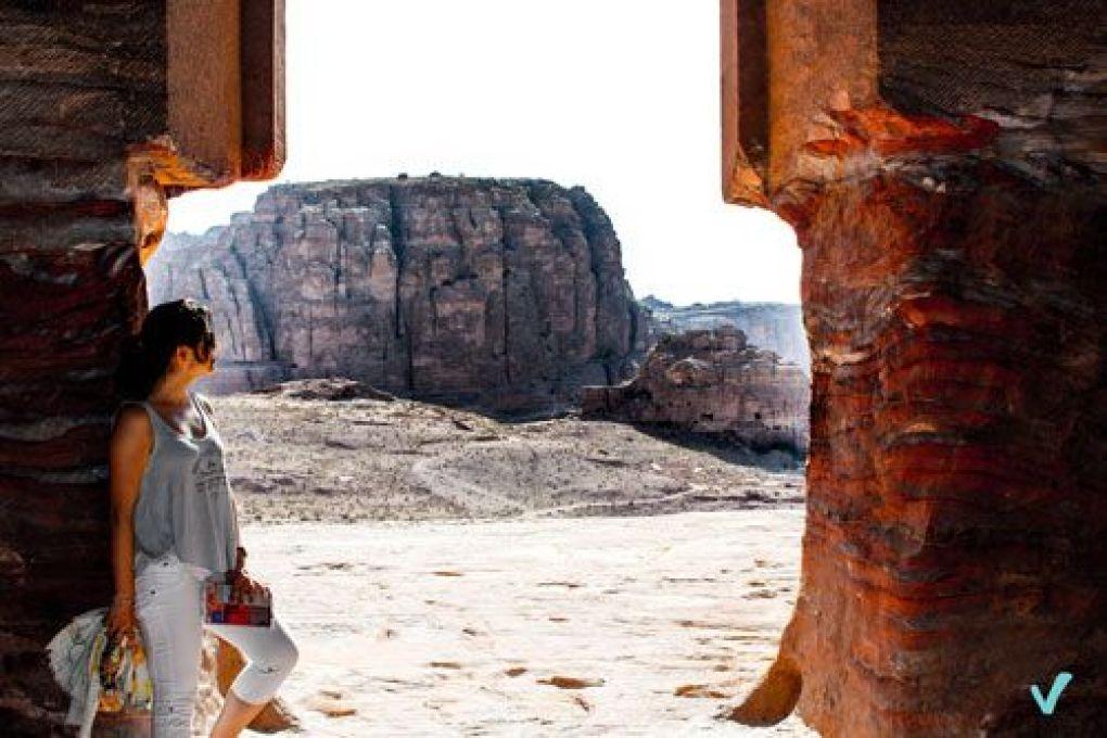tumbas Petra viajes3en1