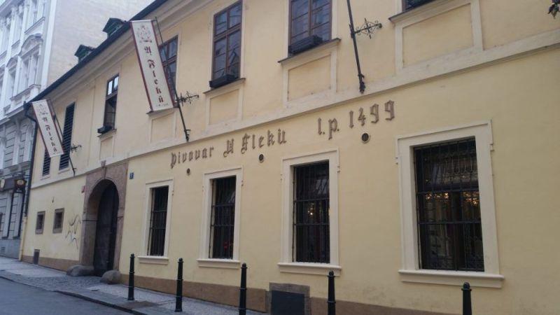 restaurantes Praga