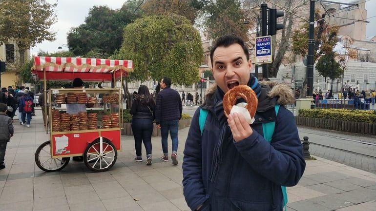 Comer en Turquia