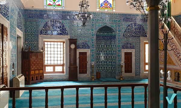 Mezquita Çinili