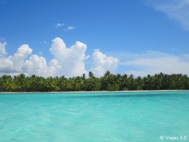 Isla Saona Piscinas Naturales