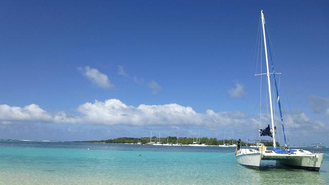 Isla Saona Catamarán