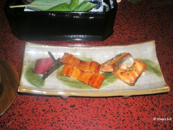 Hotel Iwaso Ryokan Vegetariano 2