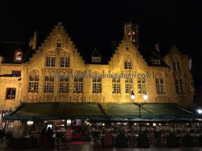 Grote Markt nocturno