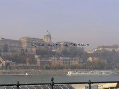 Palacio Real desde Pest