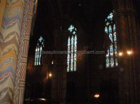 vitrales Iglesia Matías