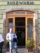 entrada pastelería Sissí