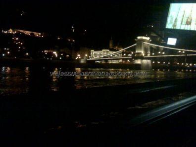 crucero nocturno Danubio