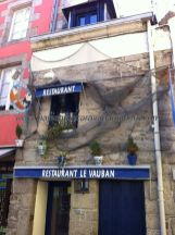 coqueto y diminuto restaurante