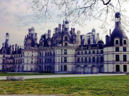 Castillos Loira - Chambord