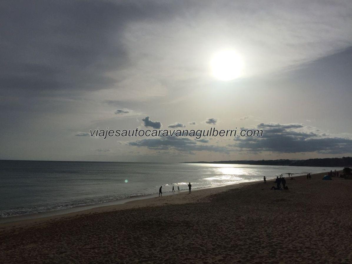 Praia de Falésia, Algarve