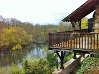 mirador sobre el Dordogne