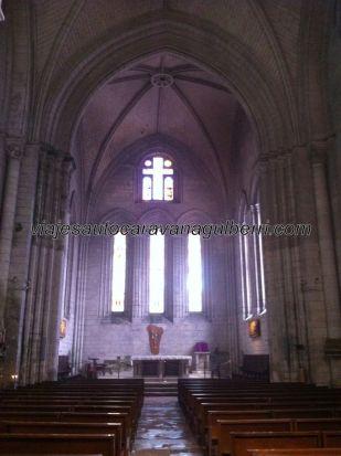 nave principal de la iglesia