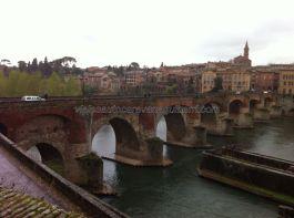 puente viejo y molinos