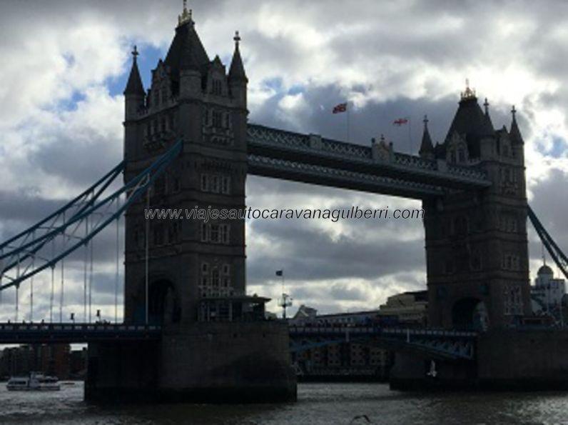 Puente Torre Londres