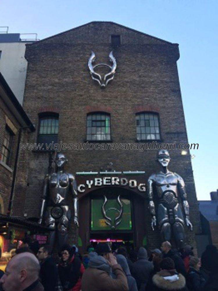 original tienda cyborg