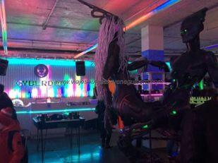interior de la tienda cyborg