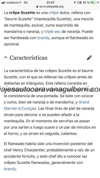 crêpes Suzette, Fortaleza da Luz, Luz, Algarve