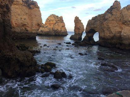 Lagos Ponta da Piedade 20 Lisboa Algarve 201904