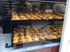 pastéis típicas de Belém