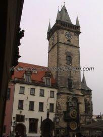 Ayuntamiento y Torre del Horologio