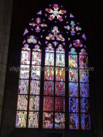 vitrales en Catedral San Vito