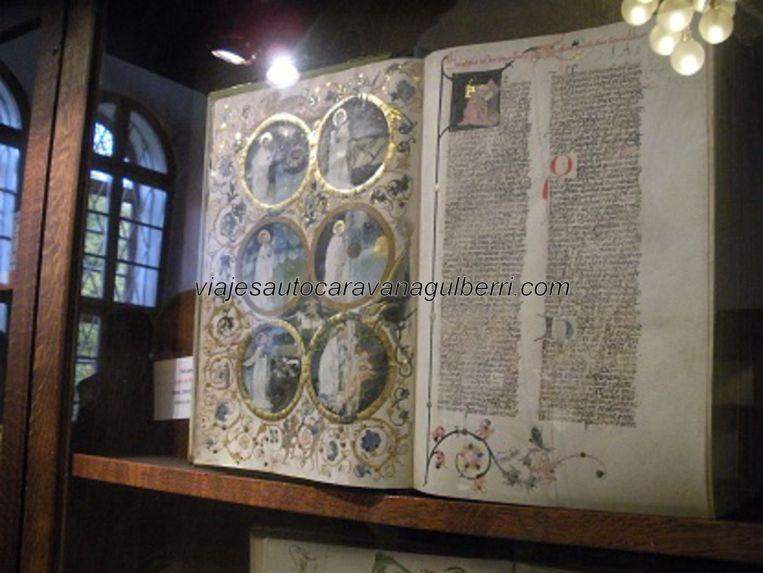 Biblia Selmberská en Monasterio Strahov