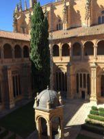 claustro Convento San Esteban