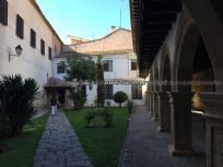 acceso Convento Dueñas