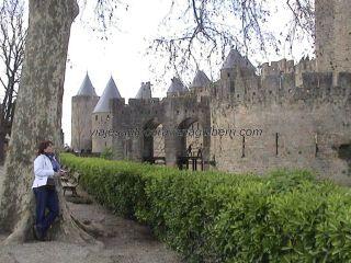 murallas de Carcasona