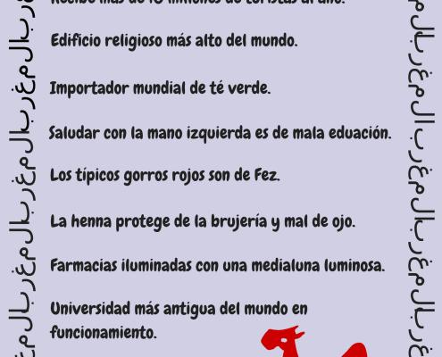 CURIOSIDADES MARRUECOS