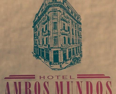 El Hotel Ambos Mundos