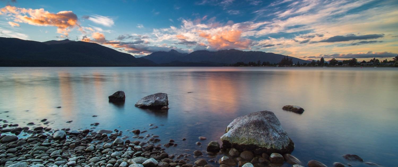 Nueva Zelanda Lago Te Anau