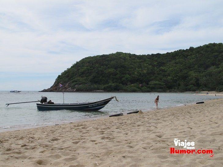 Koh Pha Ngan la isla que no descansa