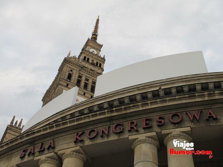 palacio de la cultura y de la ciencia sala kongresowa