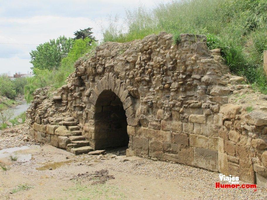 ninfeo romano alfaro la rioja